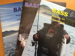 Bass Magazines