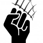 Bass Protest Logo